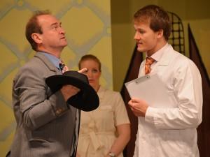 Mein Freund Harvey Dr Chumley Dr Sanderson-Katrin Leinfellner